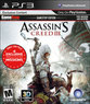 GameStop Assassin's Creed III (PlayStation 3)