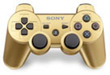GameStop PS3 Gold DualShock 3 Controller