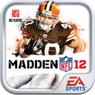 App Store MADDEN NFL 12 (iPhone)