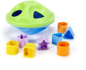 Green Toys Shape Sorter Baby Toy