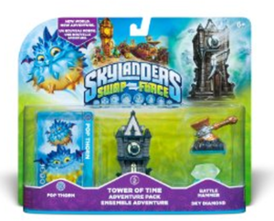 Skylanders Swap Force - Adventure Pack - Tower of Time