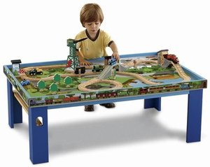 Thomas Wooden Railway - Wooden Railway Play Table