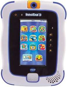 VTech InnoTab 3 The Learning App Tablet - Blue
