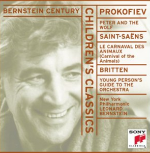 Children's Classics - Prokofiev: Peter & The Wolf / Etc CD