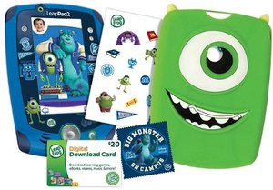 LeapFrog LeapPad2 Monsters University Varsity Edition Bundle
