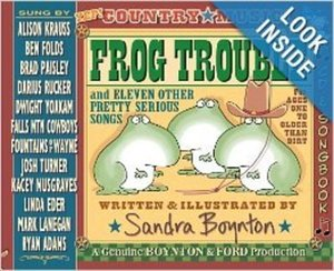 Frog Trouble:...And Eleven Other Pretty Serious Songs CD