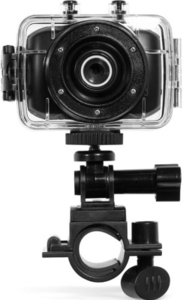 The Sharper Image Action Camera & Mounting Kit