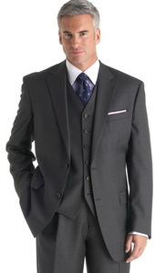 Lauren by Ralph Lauren Men's Suits Classic Styles