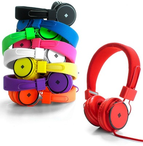 Polaroid Foldable Travel Headphones