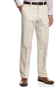 Mitchell Men's Khaki Haggar Pants