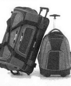 Travel Select Control Wheeled Duffel