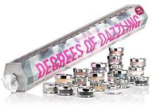 Bare Escentuals Degrees of Dazzling Eyeshadow Set