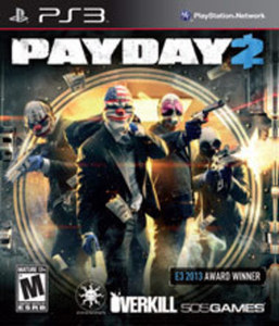 Pay Day 2 (PS3)