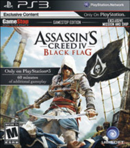 Assasin's Creed IV Black Flag (PS3)