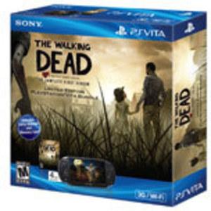 Playstation Vita Walking Dead Bundle