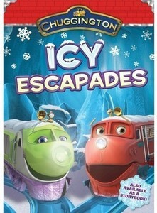 Chuggington: Icy Escapades DVD