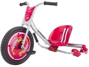 Razor Flash Rider 360 Trike - Red