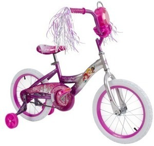 "Disney Princess 16"" Bike With Gem Feature- After Coupon"