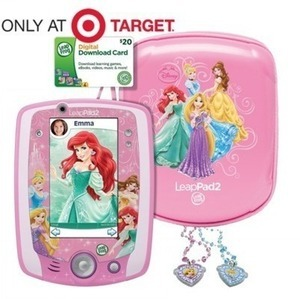 Leapfrog Leappad 2 Disney Princess Enchanted Bundle