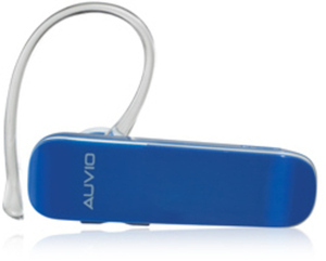 AUVIO Bluetooth Headset (Blue)