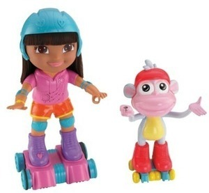 Dora the Explorer & Boots Roller Buddies Doll After Coupon