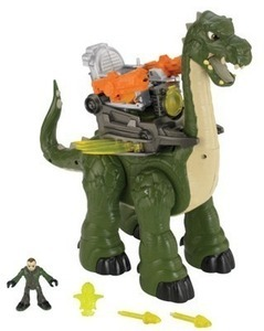 Imaginext Mega Apatosaurus After Coupon