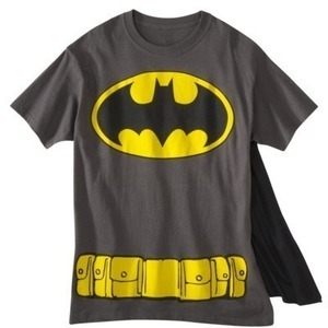 Batman Caped Tee