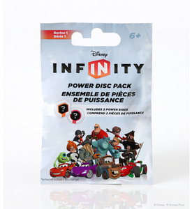 Disney's Infinity Coin Pack