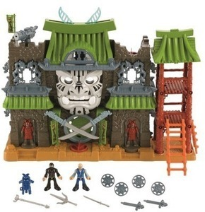 Imaginext Samurai Castle After Coupon