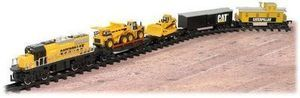 Caterpillar Toys Cat Construction Express Train