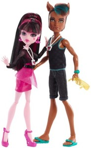 Monster High  Music Festival Dolls 2-Pack (After Coupon)