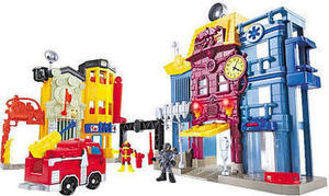 Imaginext Rescue City Center (After Coupon)