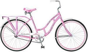 "Schwinn 24"" Girl's Cruiser Windwood Bike"
