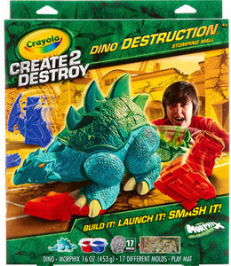 Crayola Create 2 Destroy Dino Destruction