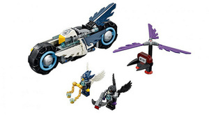 LEGO Legends of Chima Eglor's Twin Bike
