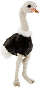 FAO Schwarz 13 inch Plush Ostrich (After Coupon)
