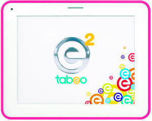 "Tabeo E2 8"" Kids Tablet - Pink"