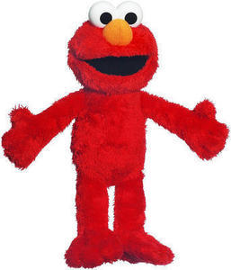 Sesame Street Tickle Time Elmo