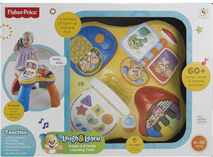 Fisher-Price Laugh & Learn Puppy Friends Learning Table (After Coupon)