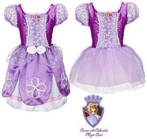 Sofia the First Transforming Dress
