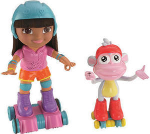 Fisher-Price Skate & Spin Dora the Explorer and Boots
