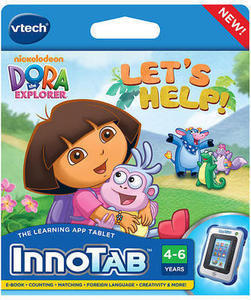 Dora the Explorer VTech InnoTab Software