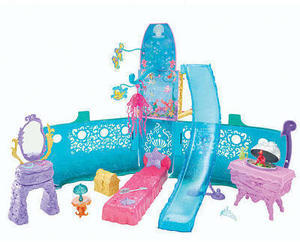 Disney Princess Ariel's Royal Ship Playset (After Coupon)