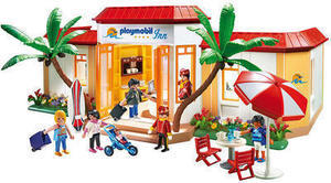 Playmobil Tropical Hotel