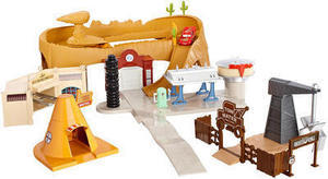 Disney Cars Radiator Springs Playset