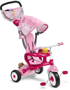 Radio Flyer EZ Fold Stroll 'N Trike Pink (After Coupon)
