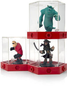 Disney Infinity Figure Display Case