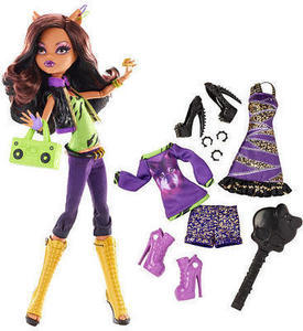 Monster High Doll w/ Outfit