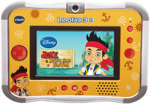 InnoTab 3S Bundle with Jake and The Neverland Pirates
