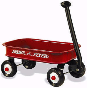 All Regular-Priced Radio Flyer Wagons (After Coupon)